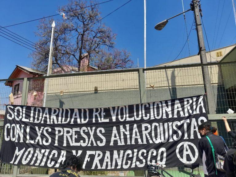 Cile: Aggiornamento sulla situazione di Mónica Caballero e Francisco Solar
